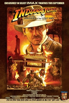 Raiders of the Lost Ark movie poster (1981) poster MOV_79d09661