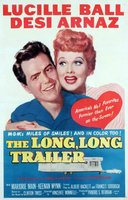 The Long, Long Trailer movie poster (1954) picture MOV_711e061a