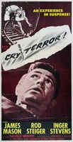 Cry Terror! movie poster (1958) picture MOV_79d3f71f