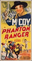 Phantom Ranger movie poster (1938) picture MOV_79d64bf6