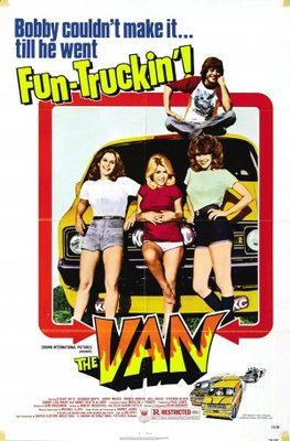 The Van movie poster (1977) poster MOV_79d77584