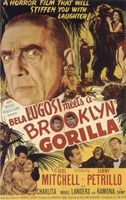 Bela Lugosi Meets a Brooklyn Gorilla movie poster (1952) picture MOV_1a026745