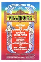 Fillmore movie poster (1972) picture MOV_79db7b41