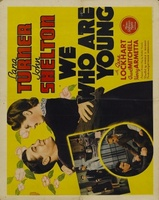 We Who Are Young movie poster (1940) picture MOV_4f9ec2ac