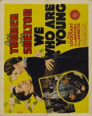 We Who Are Young movie poster (1940) poster MOV_79dfac4e