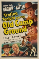 Tenting Tonight on the Old Camp Ground movie poster (1943) picture MOV_79e14d47