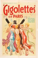 Gigolettes of Paris movie poster (1933) picture MOV_79e1d0f1
