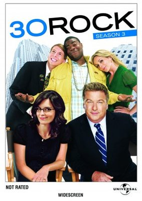 30 Rock movie poster (2006) poster MOV_79e3772f
