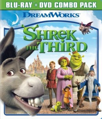 Shrek the Third movie poster (2007) poster MOV_79edd43e