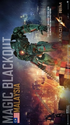 Pacific Rim movie poster (2013) poster MOV_79f590b3
