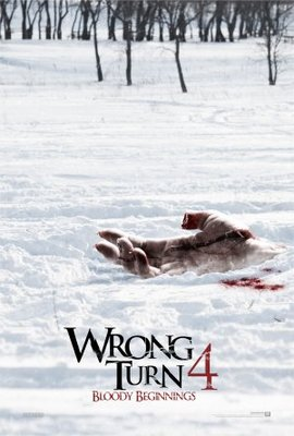 Wrong Turn 4 movie poster (2011) poster MOV_79fd3e40