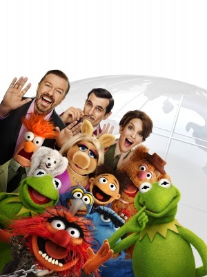 Muppets Most Wanted movie poster (2014) poster MOV_79ffe457