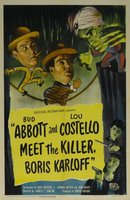 Abbott and Costello Meet the Killer, Boris Karloff movie poster (1949) picture MOV_7a05278f