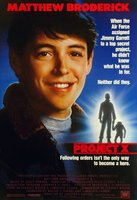 Project X movie poster (1987) picture MOV_7a0ec047