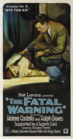 The Fatal Warning movie poster (1929) picture MOV_7a1274dc