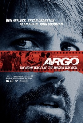 Argo movie poster (2012) poster MOV_7a191627