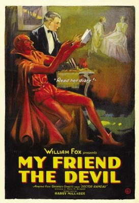 My Friend the Devil movie poster (1922) poster MOV_7a198bba