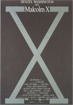 Malcolm X movie poster (1992) poster MOV_7a1b7951