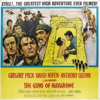 The Guns of Navarone movie poster (1961) picture MOV_7a2525f3
