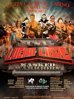 Lucha Libre USA: Masked Warriors movie poster (2010) picture MOV_7a273c32