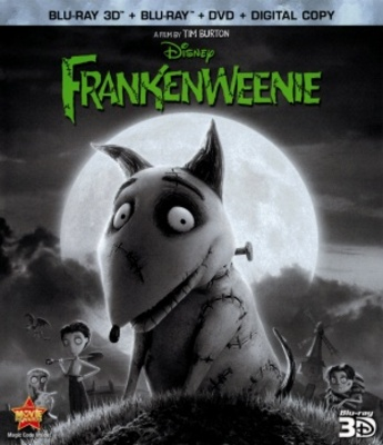 Frankenweenie movie poster (2012) poster MOV_7a287141