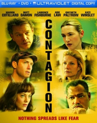Contagion movie poster (2011) poster MOV_7a2eeabd