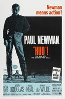 Hud movie poster (1963) picture MOV_7a2f187e