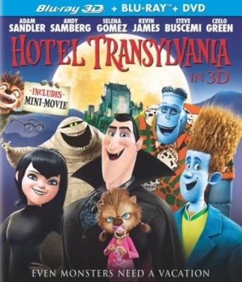 Hotel Transylvania movie poster (2012) poster MOV_7a2fa6e3