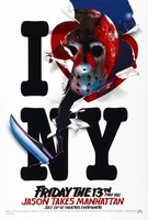 Friday the 13th Part VIII: Jason Takes Manhattan movie poster (1989) picture MOV_7a3564f5