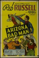 Arizona Bad Man movie poster (1935) picture MOV_7a387281