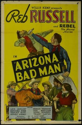 Arizona Bad Man movie poster (1935) poster MOV_7a387281
