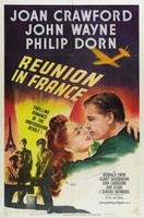 Reunion in France movie poster (1942) picture MOV_7a3cce48