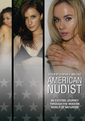 American Nudist movie poster (2011) poster MOV_7a3d8e84