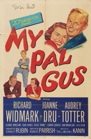 My Pal Gus movie poster (1952) picture MOV_7a41a405