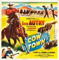 Cow Town movie poster (1950) picture MOV_20aaee20