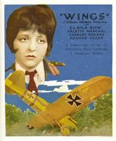 Wings movie poster (1927) picture MOV_7a50af98