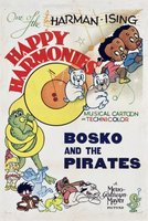 Little Ol' Bosko and the Pirates movie poster (1937) picture MOV_7a51f96b