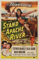 The Stand at Apache River movie poster (1953) picture MOV_7a53428f