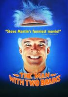 The Man with Two Brains movie poster (1983) picture MOV_7a549635