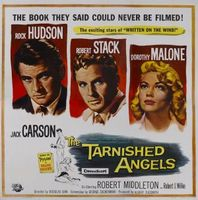 The Tarnished Angels movie poster (1958) picture MOV_7a55313c