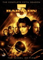 Babylon 5 movie poster (1994) picture MOV_7a6214be
