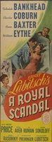 A Royal Scandal movie poster (1945) picture MOV_7a62e73f