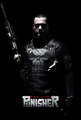 Punisher: War Zone movie poster (2008) poster MOV_7a68045e
