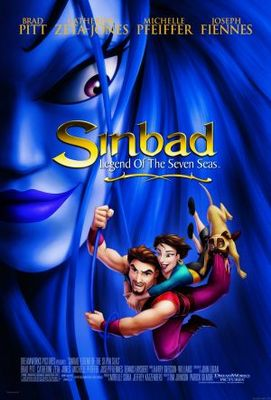 Sinbad movie poster (2003) poster MOV_7a69880f