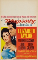 Rhapsody movie poster (1954) picture MOV_7a69eb5f