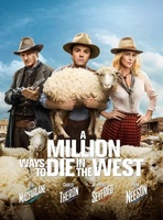 A Million Ways to Die in the West movie poster (2014) picture MOV_7a6fed20