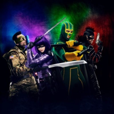 Kick-Ass 2 movie poster (2013) poster MOV_7a7a6083