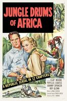 Jungle Drums of Africa movie poster (1953) picture MOV_7a82fd41