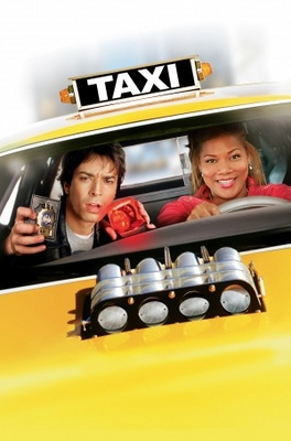 Taxi movie poster (2004) poster MOV_7a83f84e