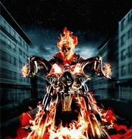 Ghost Rider movie poster (2007) picture MOV_ce340f94